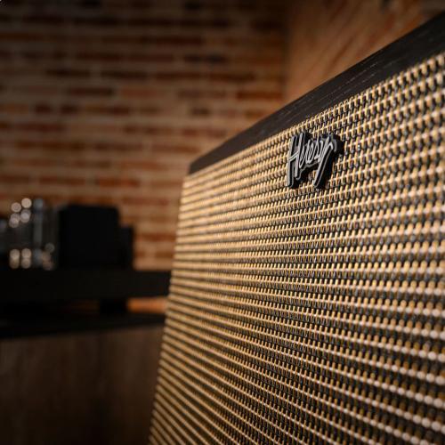 Heresy IV Floorstanding Speaker - Distressed Oak