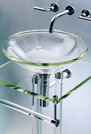 Glass Rod Pedestal Product Image