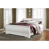 Anarasia King Sleigh Footboard