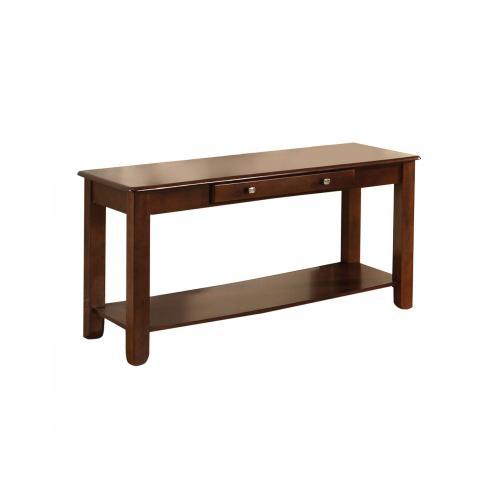 Nelson Sofa Table, Cherry