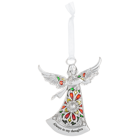 Angel Ornament - Always in my thoughts