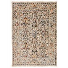 "WESLEY 3919F IN IVORY/MULTI 7'-6"" X 10'-6"""