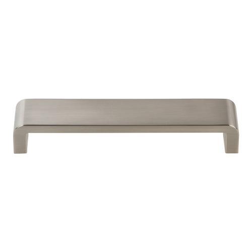 Platform Pull 6 5/16 Inch (c-c) - Brushed Nickel