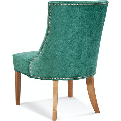 Braxton Culler Inc - Tuxedo Dining Chair with Nailhead Trim