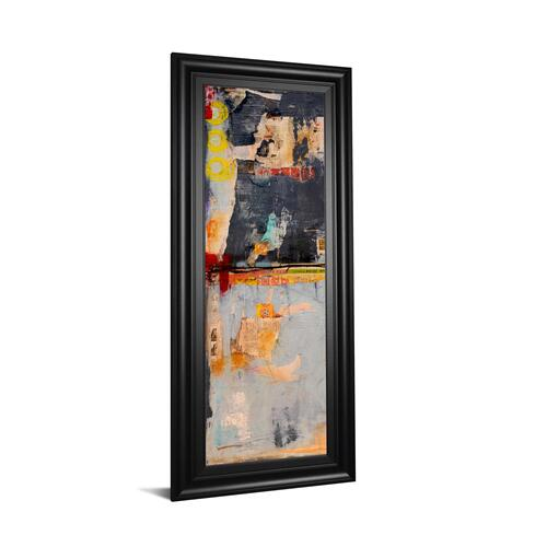 """Hong Kong Post I"" By Erin Ashley Framed Print Wall Art"