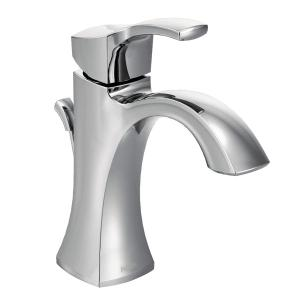 Voss chrome one-handle bathroom faucet Product Image