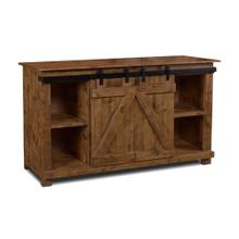 See Details - Console - Rustic Brown