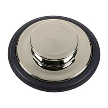 Sink Stopper - Polished Nickel
