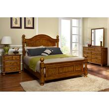 CUMBERLAND 5/0 Queen Footboard