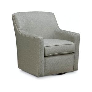 England Furniture1750-69 Raleigh Swivel Chair