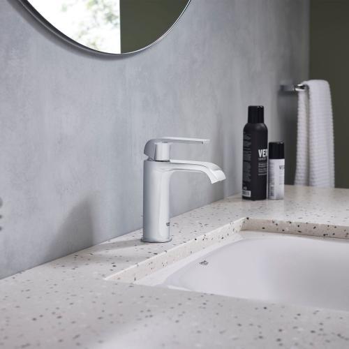 """Eurocube Under Counter 21"""" Bathroom Sink"""