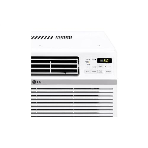 LG - 24,500 BTU Window Air Conditioner
