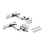 Conv.kit hinge 2 Pcs. - Hinges for refrigerator doors