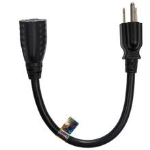 """See Details - 13 amp 12"""" extension cable"""