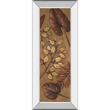 """Indian Summer III"" By Lanie Loreth Mirror Framed Print Wall Art"