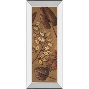 """""""Indian Summer III"""" By Lanie Loreth Mirror Framed Print Wall Art"""