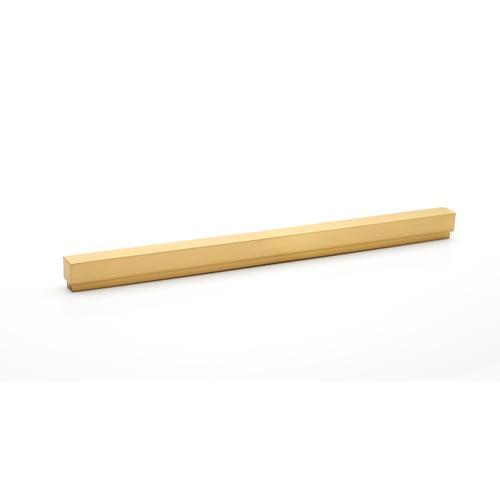 Alno Inc - Simplicity Pull A460-12 - Satin Brass