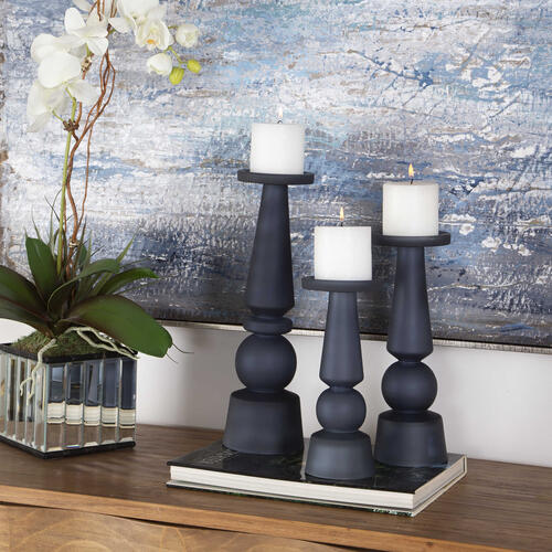 Uttermost - Cassiopeia Candleholders, S/3