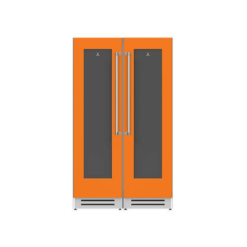 "Hestan - 48"" Wine Cellar Ensemble Refrigeration Suite - Citra"