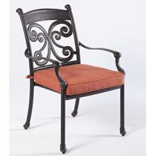 Farfalla Stackable Dining Arm Chair