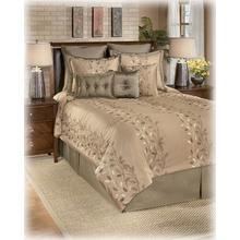 See Details - Lilana 9-piece Queen Comforter Set