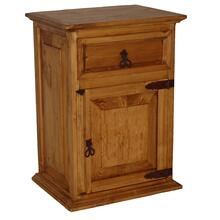 See Details - 1 Drawer 1 Door Night Stand