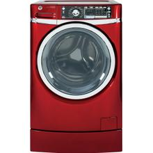 See Details - GE® ENERGY STAR® 4.8 DOE cu. ft. capacity RightHeight Design Front Load washer