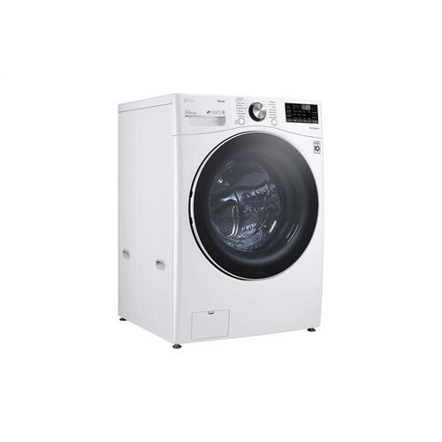 5.0 cu. ft. Mega Capacity Smart wi-fi Enabled Front Load Washer with TurboWash™ 360° and Built-In Intelligence