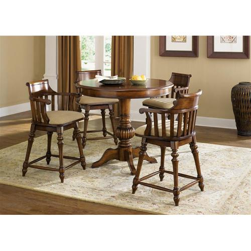 Liberty Furniture Industries - Round Pub Table Base