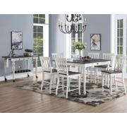 Joanna 7 Piece Counter Set(Counter Table & 6 Counter Chairs) Product Image