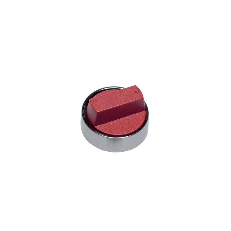 """30"""" Professional Gas Cooktop Red Knobs"""