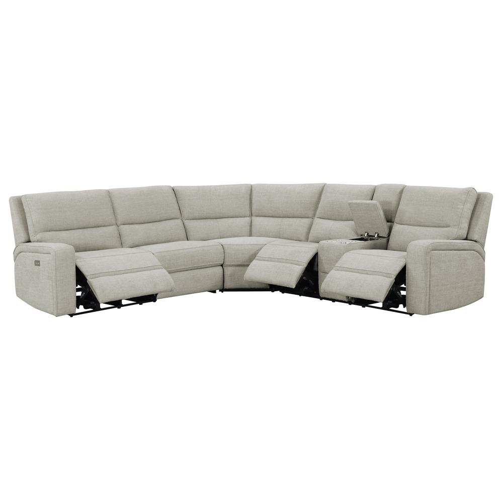 Full Sleeper and Power Motion Sectional