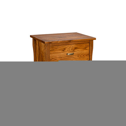 Green Gables Furniture - Pike's Peak 2 Drawer Nightstand