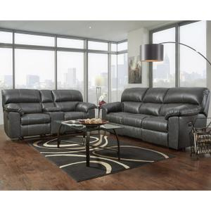 Stallion Charcoal Power Reclining Set