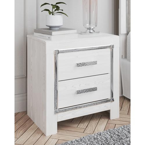 Signature Design By Ashley - Altyra Nightstand