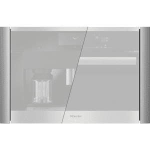 "MieleEBA 6707 MC - Trim kit for 27"" niche for installation of a coffee machine/microwave oven with 24"" width x 18"" height"