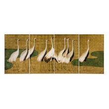 Goose Chase Wall Decor