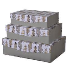 S/3 Storage Boxes