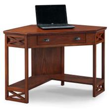 See Details - Oak Corner Computer/Writing Desk #82431