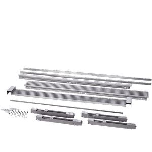 Electrolux - 79'' Louvered or 75'' Collar Dual Stainless Steel Trim Kit