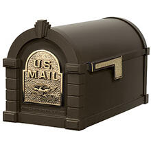 Eagle KS-4A Keystone Series Mailbox