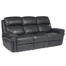 See Details - Luxe Leather Power Reclining Sofa with Articulating Headrest