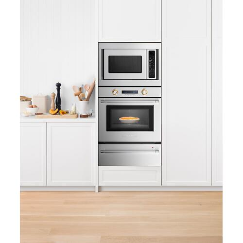 """Fisher & Paykel - Combination Microwave Oven, 24"""""""