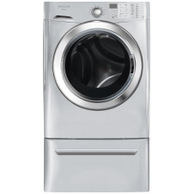 Frigidaire Affinity 3.9 Cu. Ft. Front Load Washer featuring Ready Steam