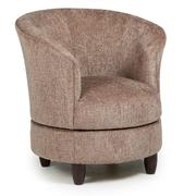 DYSIS Swivel Barrel Chair Product Image