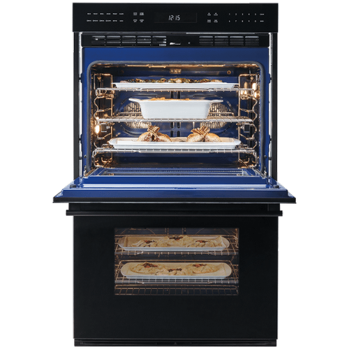 """Legacy Model - 30"""" E Series Contemporary Built-In Double Oven"""