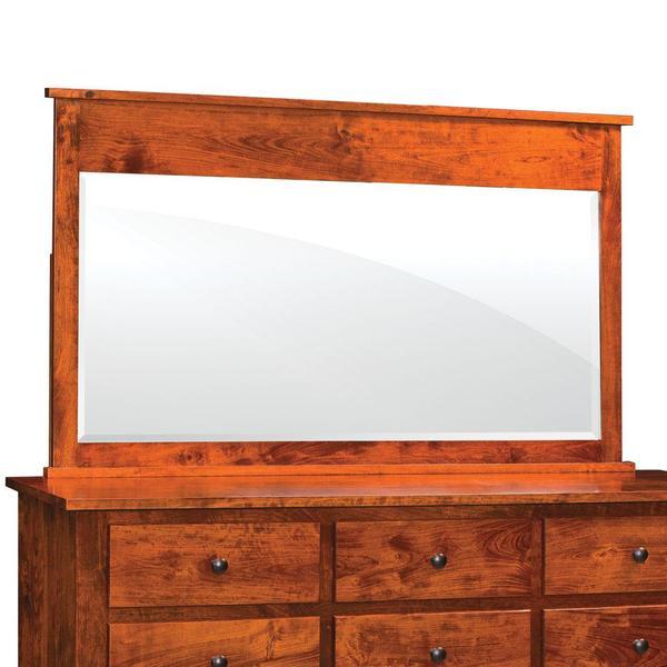 See Details - Shenandoah Bureau Mirror, 52'w x 31 'h