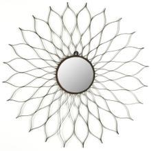 Flower Mirror - Rstc Powder Coated