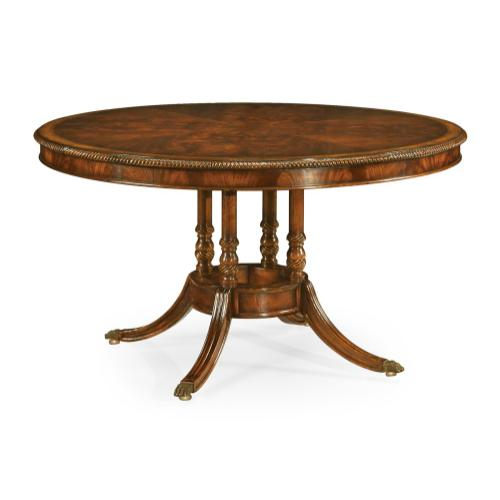 """""""Birdcage"""" mahogany centre table"""
