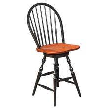 """See Details - 24"""" Winthrop Swivel Counter Stool"""